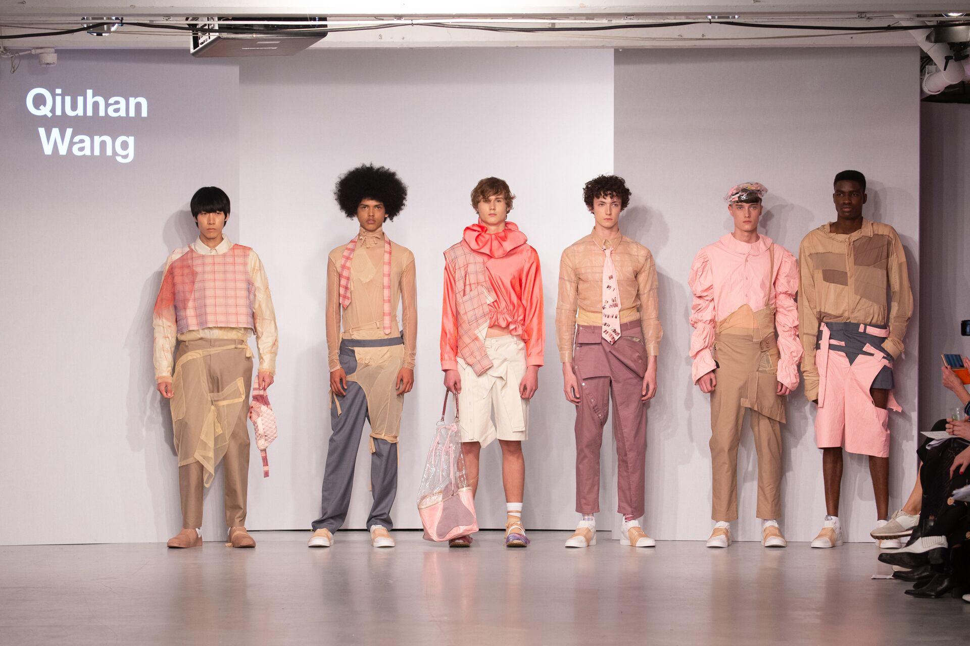 Winchester school of art ba fashion design