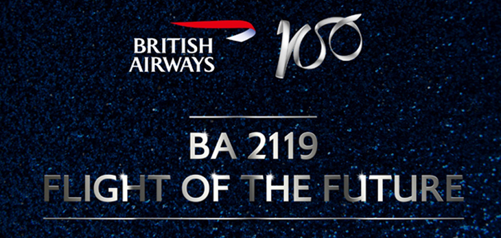 Ba 2119 flight of the future