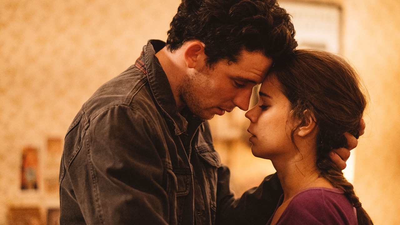 Josh o'connor and laia costa in only you film