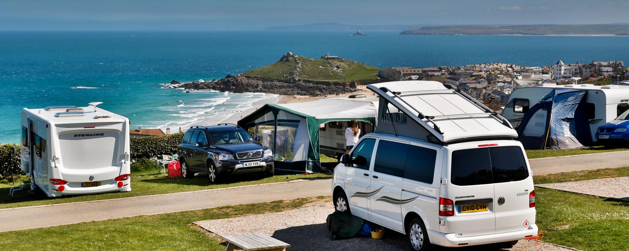 The caravan & motorhome show 2020