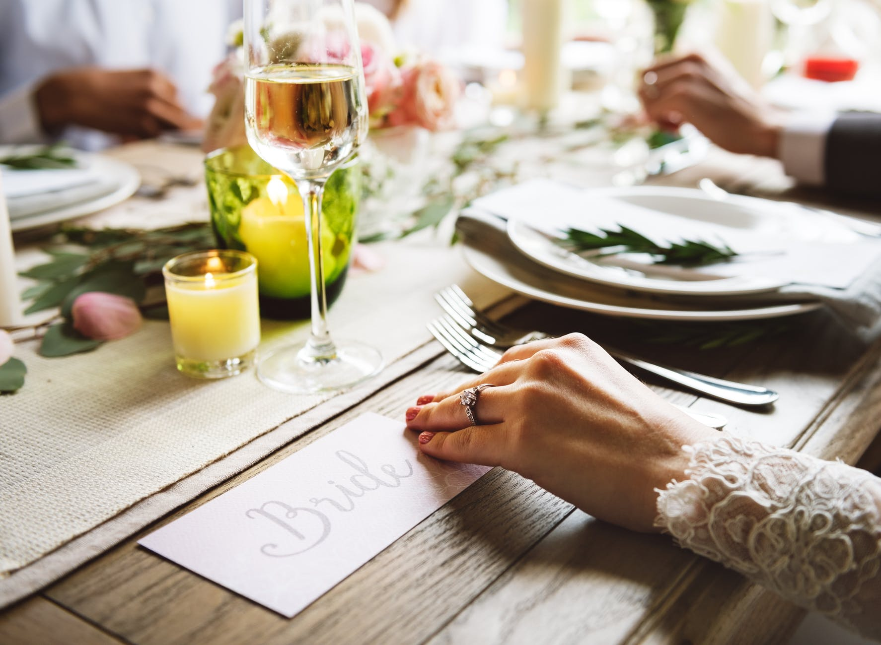Wedding traditions for 2019