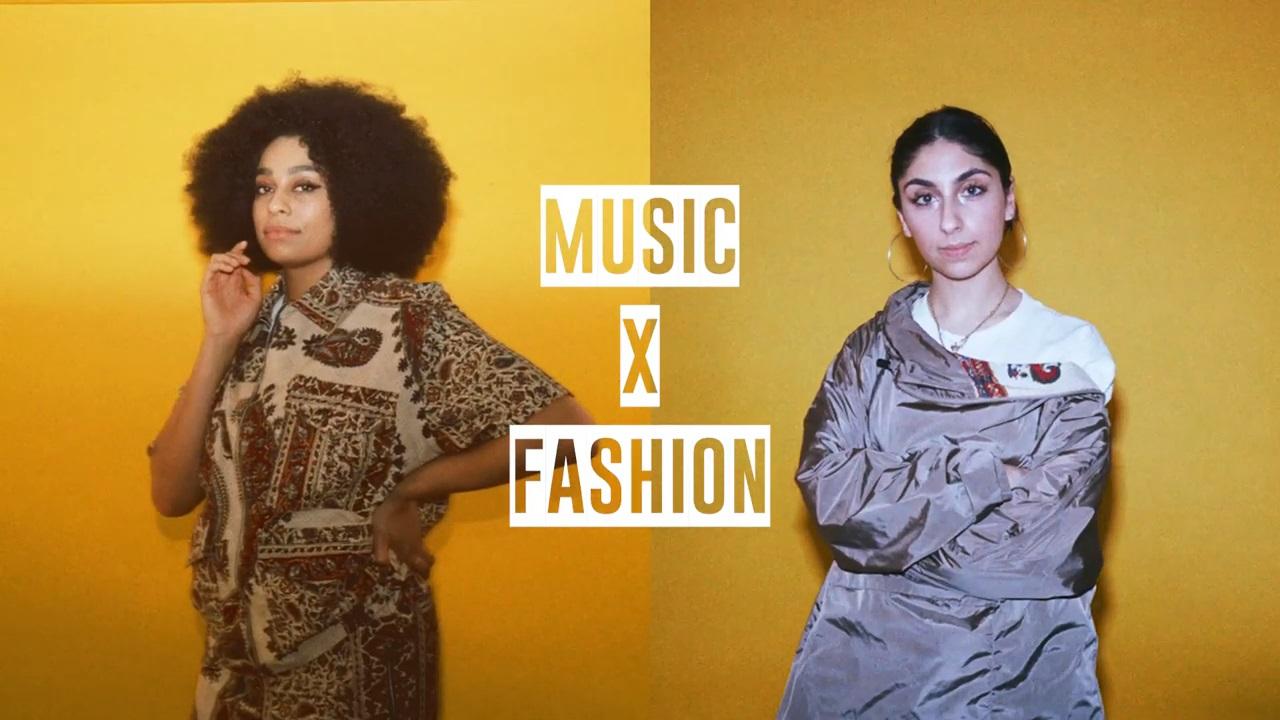 British fashion council launches fashion & music campaign