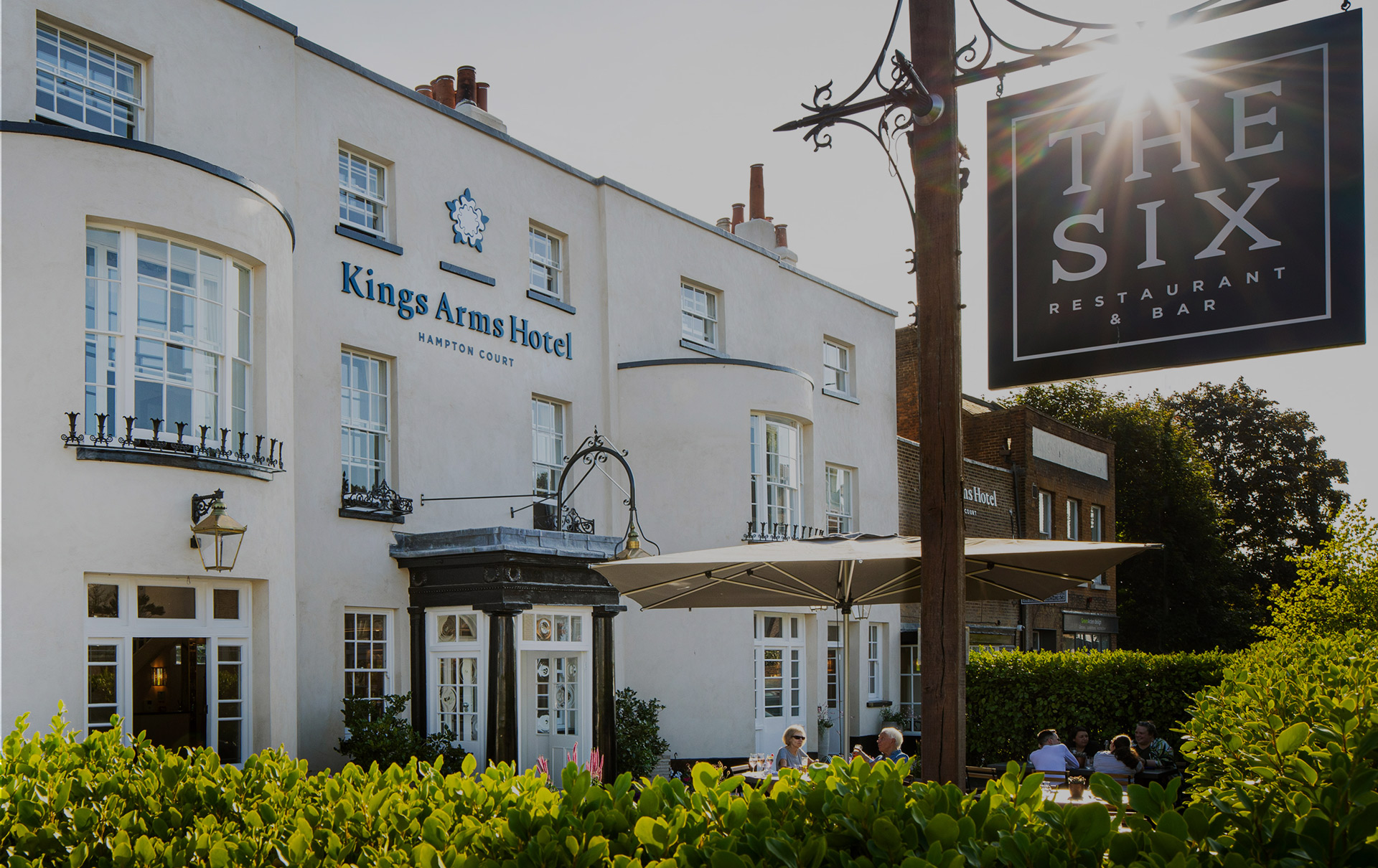 Kings arms hotel to open with michelin starred chef mark kempson this summer