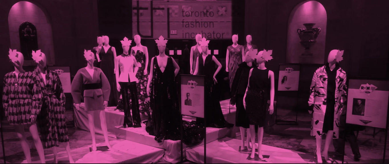 Toronto fashion incubator x london fashion week 2019