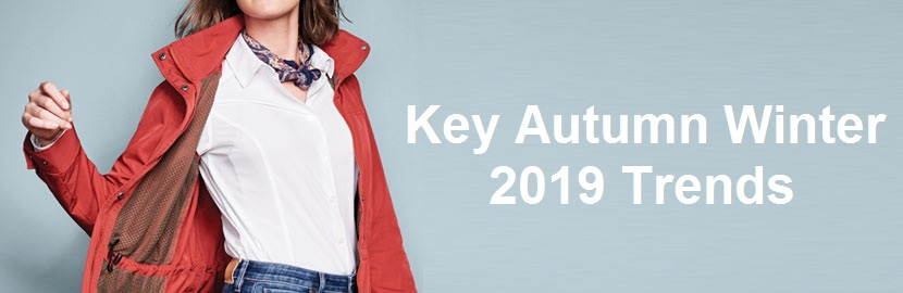 Key autumn winter trends