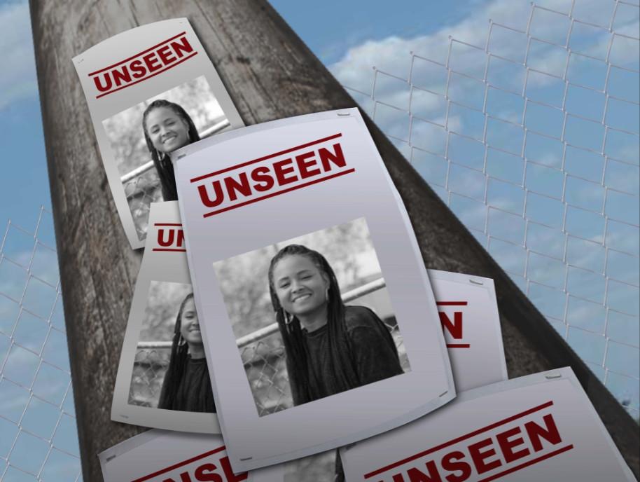 Unseen movie poster