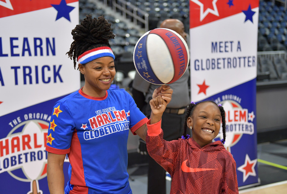 Harlem globetrotters bring 2020 world tour to uk