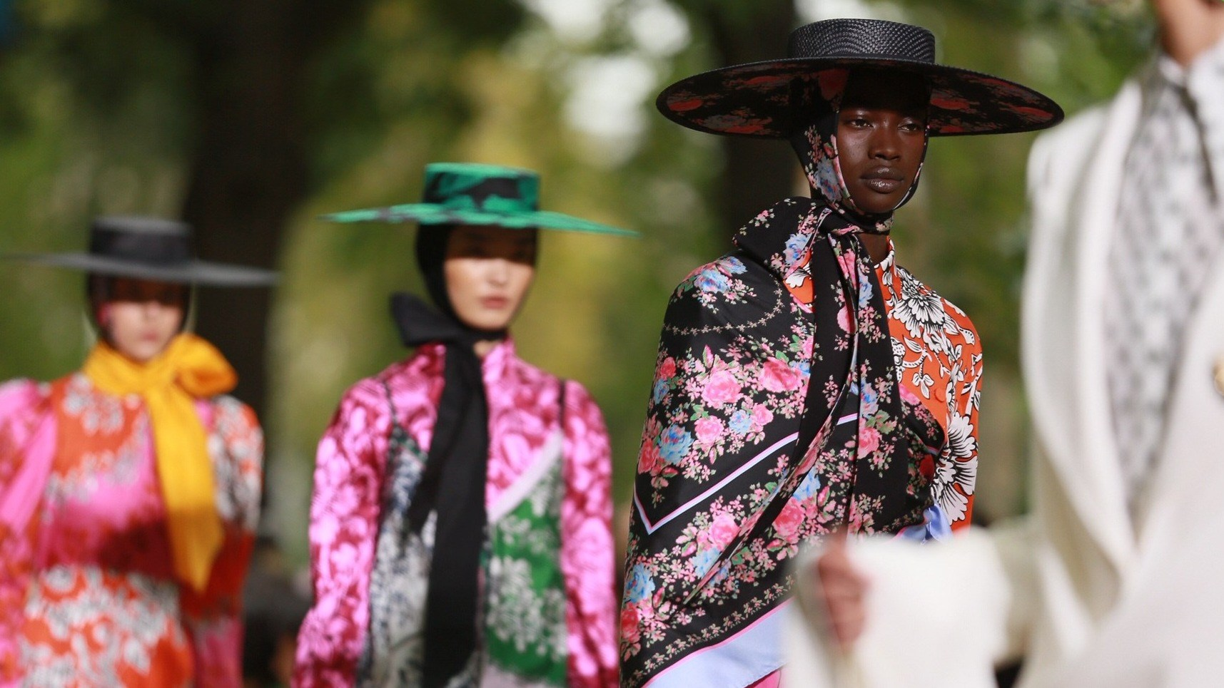 London fashion week febraury 2020 is a city wide celebration