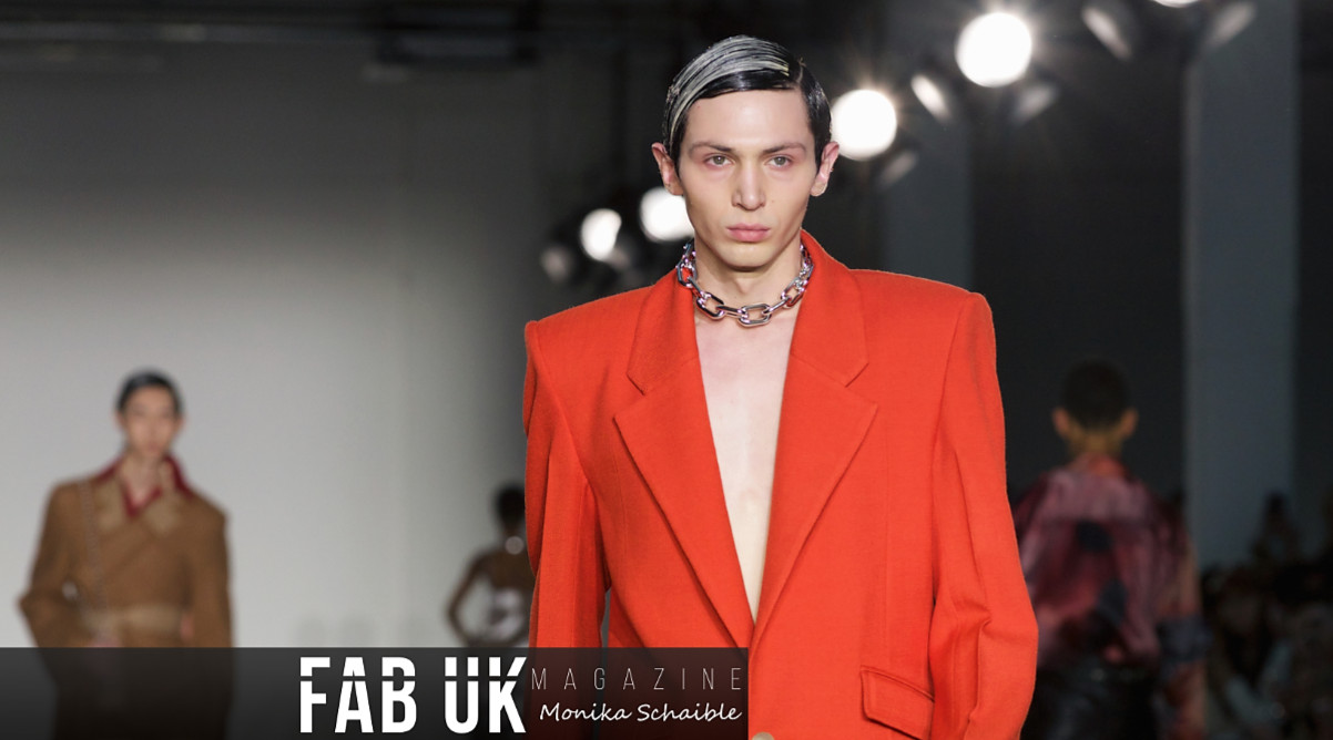 London fashion week men's 2020