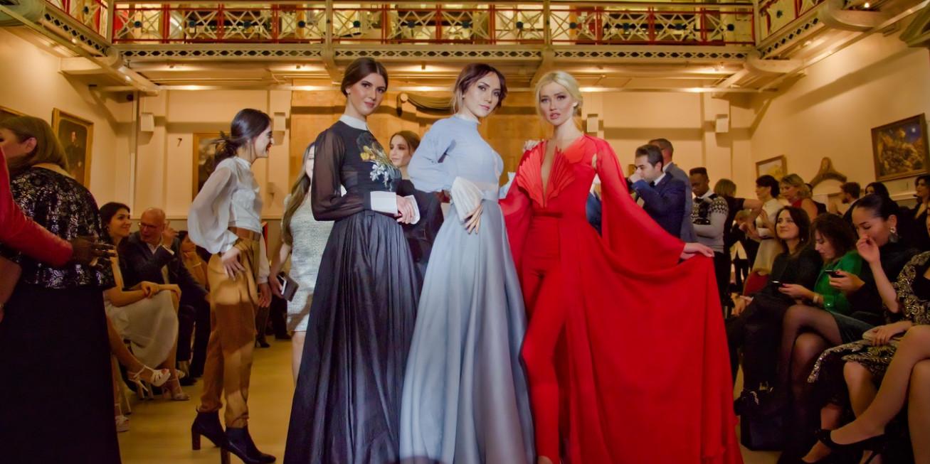 Silk road fashion london