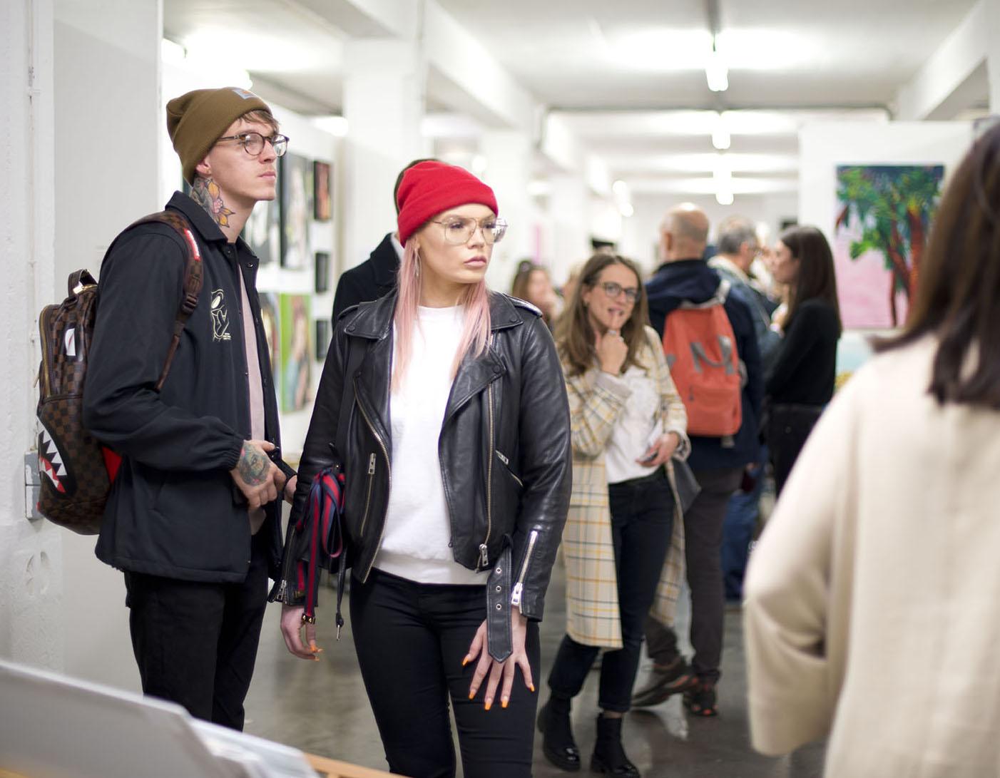Roys's art fair 2020