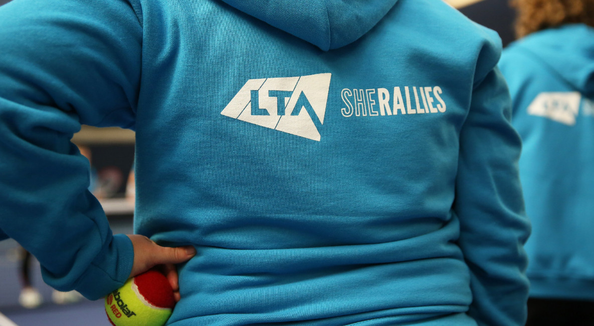 Lta and girlguiding link up to train young female leaders to engage more girls in tennis