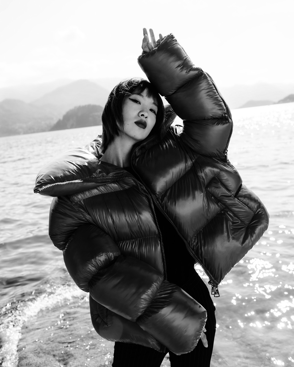 Xumu puffer jackets self isolation