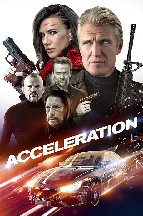 Acceleration film