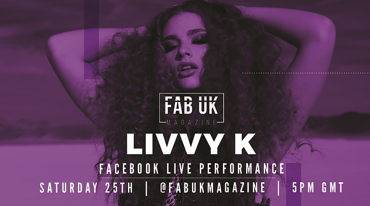 Fab uk live show with livvy k