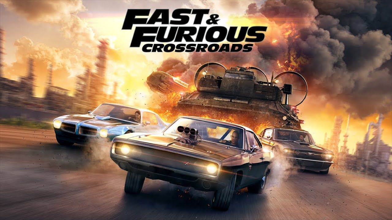 Fast & furious crossroads game set to launch on 7th august, 2020