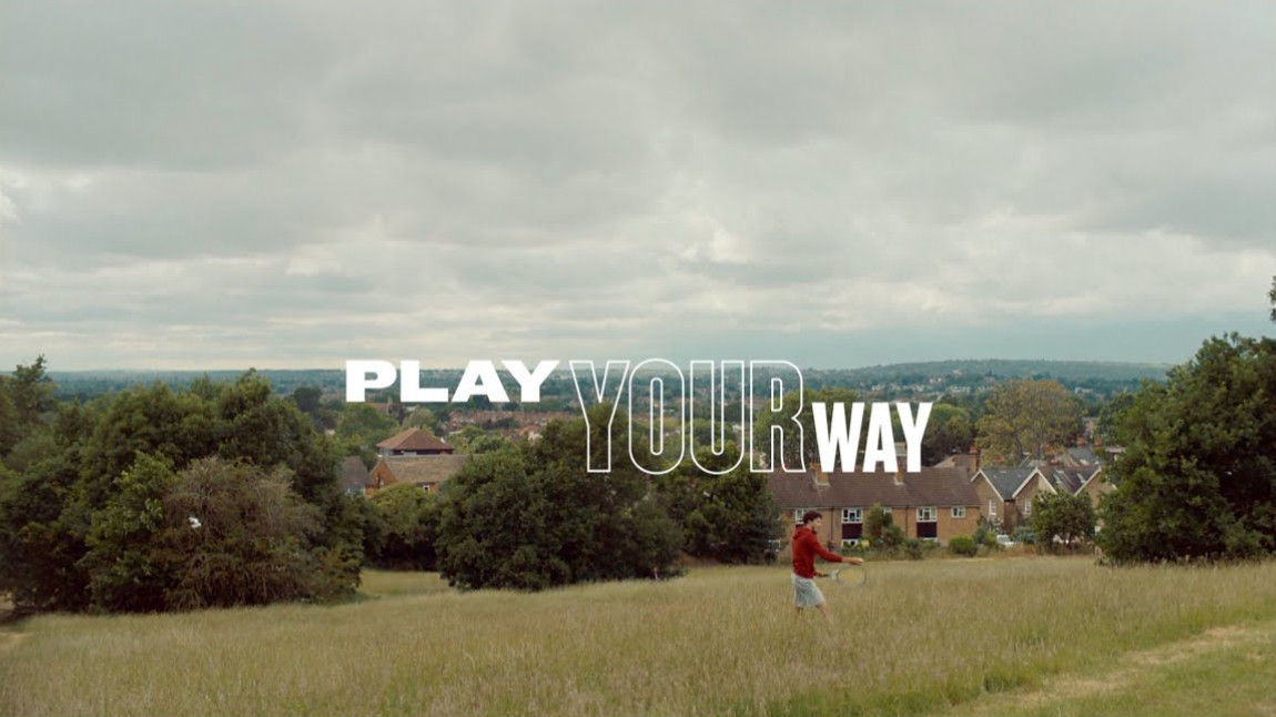 However you play tennis lta inspires you to 'play your way'