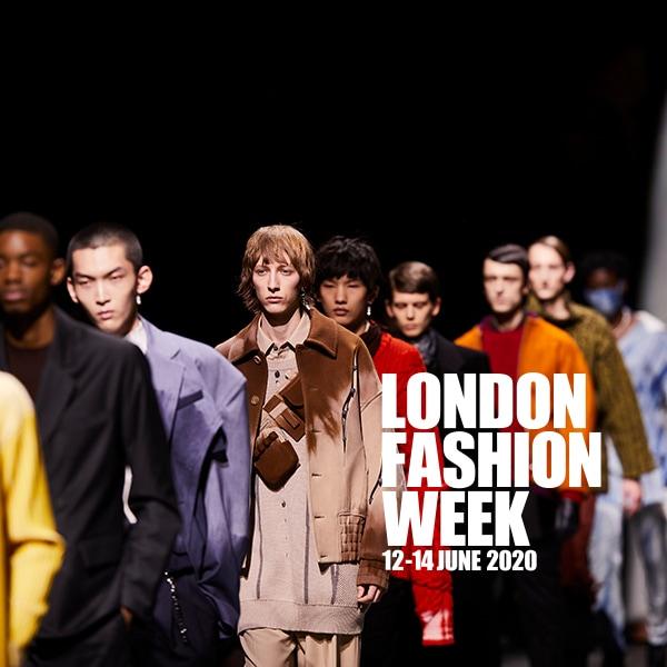 London fashion week june 2020 announces digital schedule and platform line up