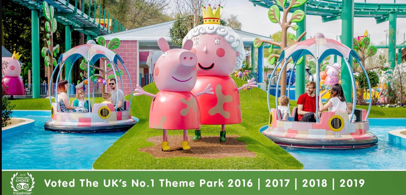 Paultons park, announces free virtual