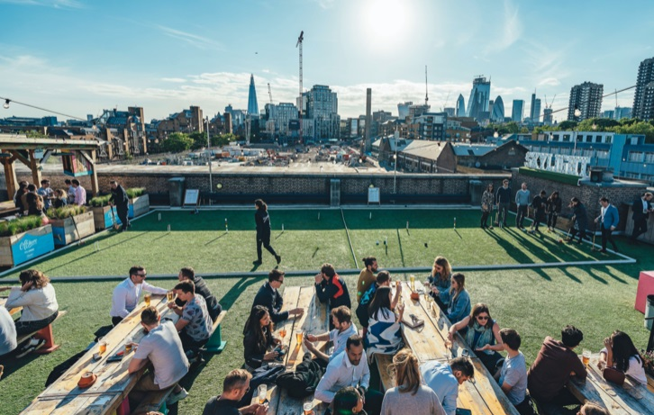 Skylight rooftop reopens for summer 2020 on 4th july