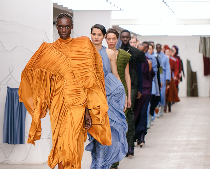 British fashion council announces diversity & inclusion steering committee