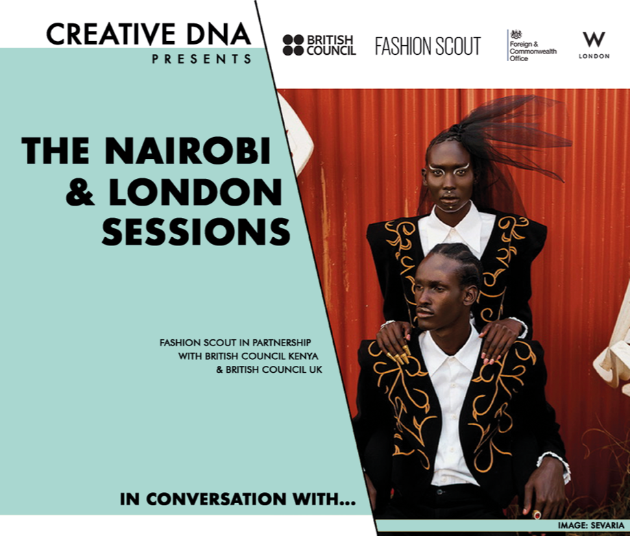 Creative dna presents the nairobi x london sessions