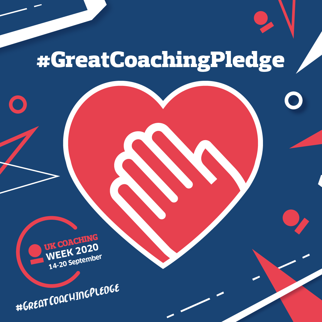 Uk coaching urges the nation to pledge support for coaches as uk coaching week 2020 begins