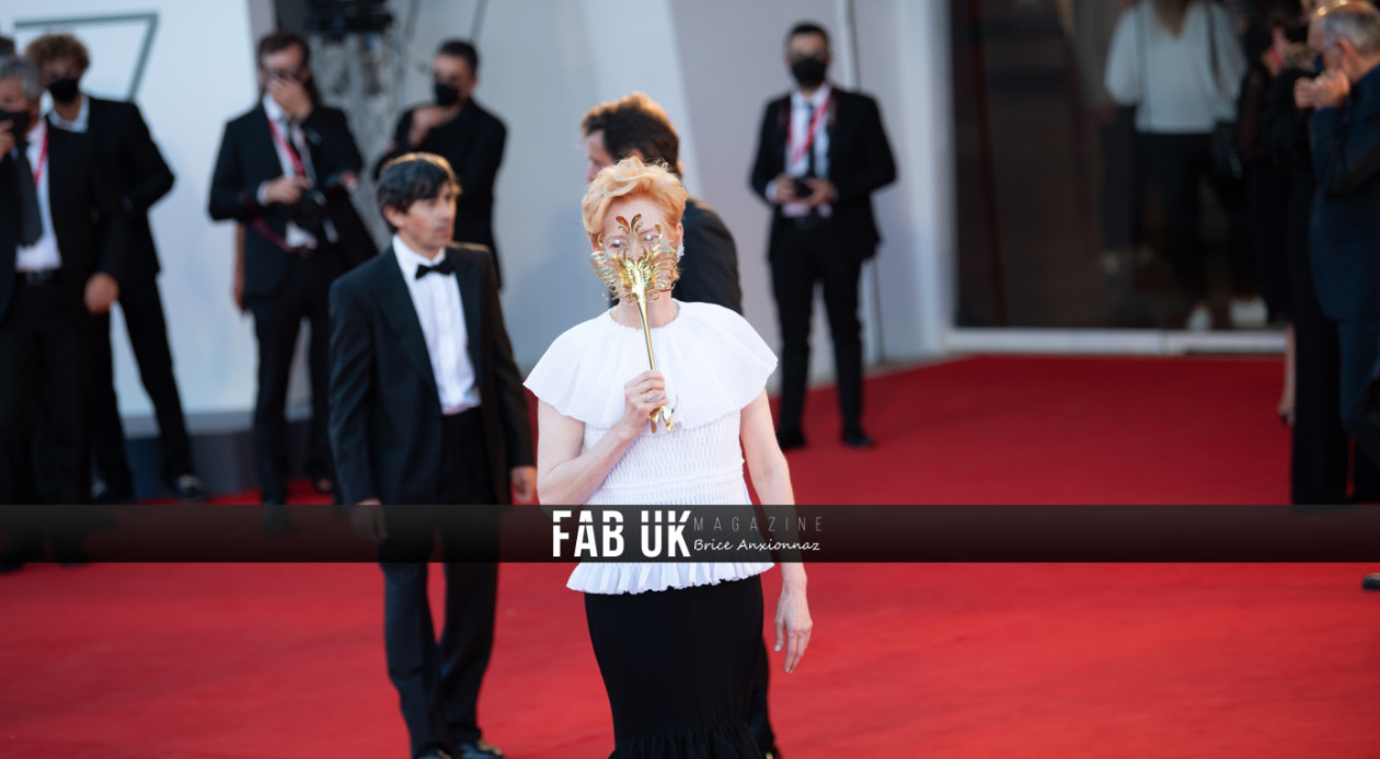 Venice film festival 2020 the first film festival to take place since the beginning of the pandemic in march.