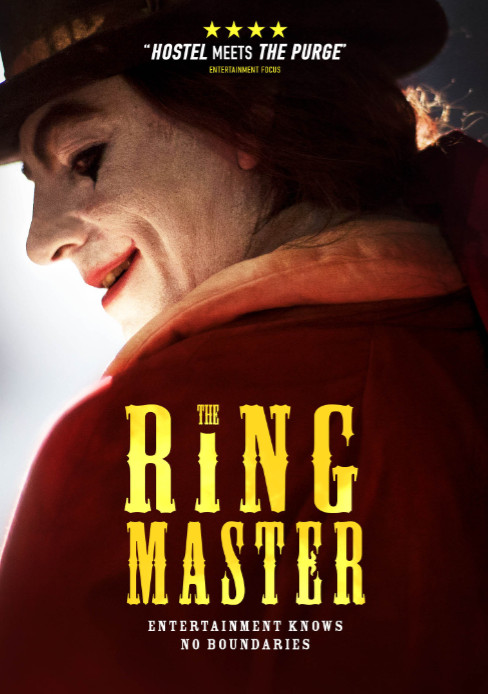 Chilling horror the ringmaster set for uk theatrical release