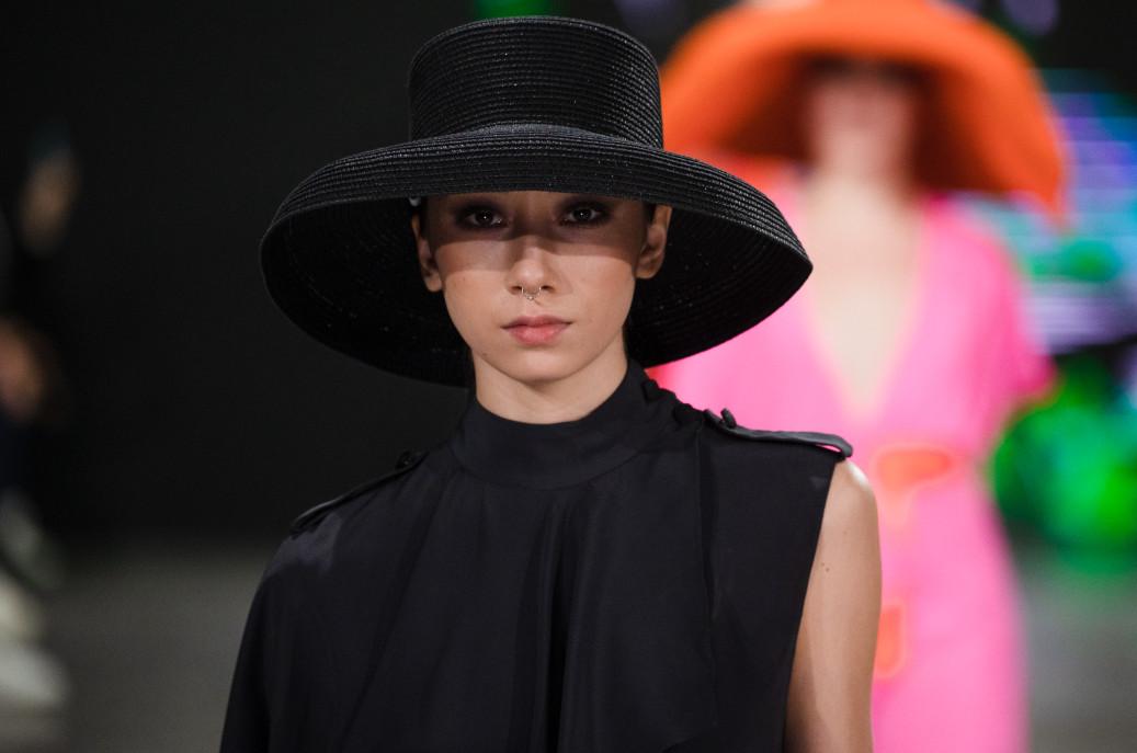Julia dalakian designed by julia dalakian show at mercedes benz fashion week russia