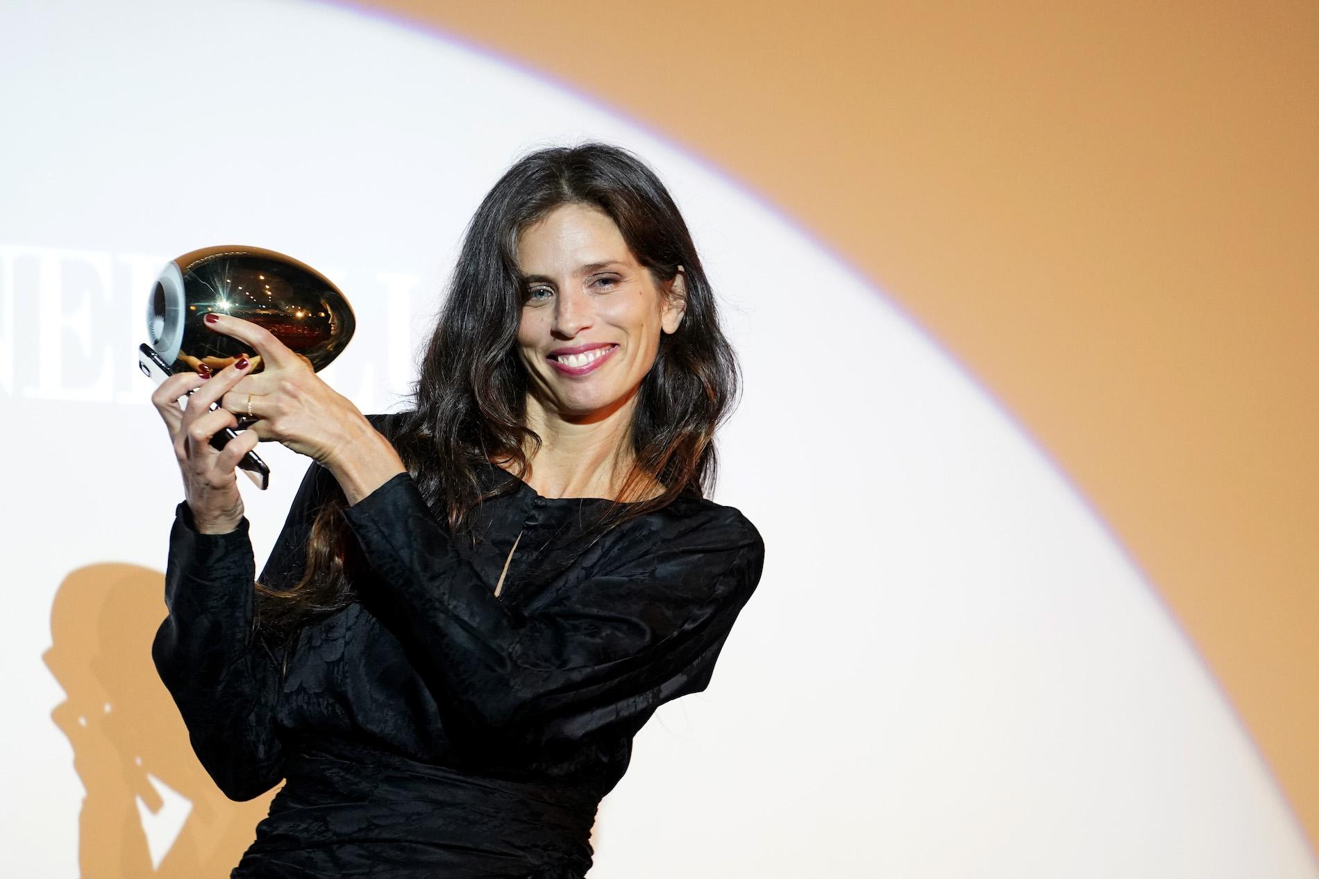 A tribute to… award: maïwenn 16th zurich film festival