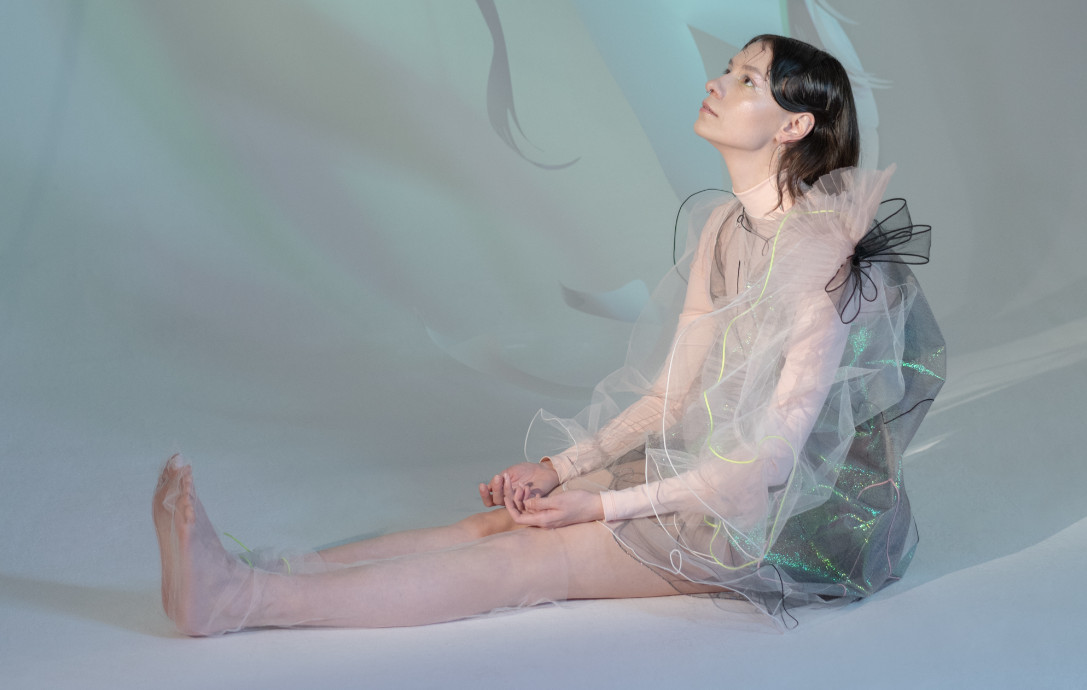 Ónoma by sandra gutsati and inna bodrova show at mercedes benz fashion week russia
