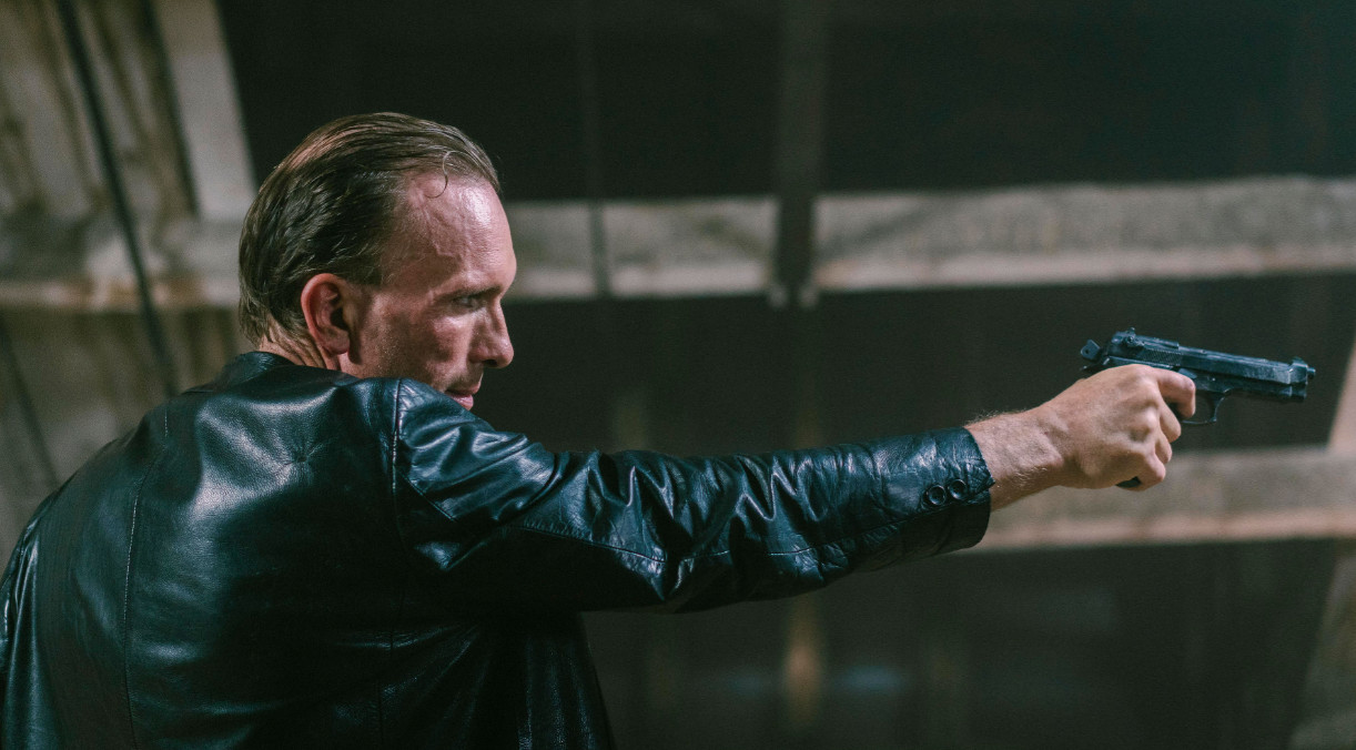 New action comedy 'the mick and the trick' stars hollywood legend peter greene photo credit mateo toro
