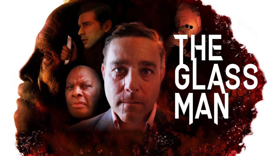 Psychological horror thriller 'the glass man'