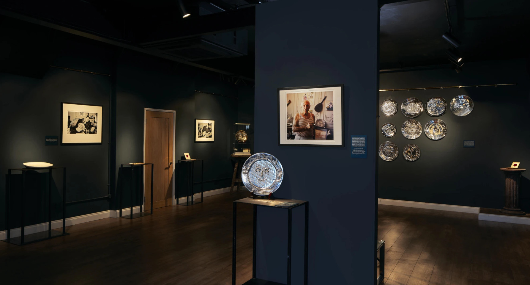 Masterpiece art re opens dec 2nd with exhibition of rare picasso works