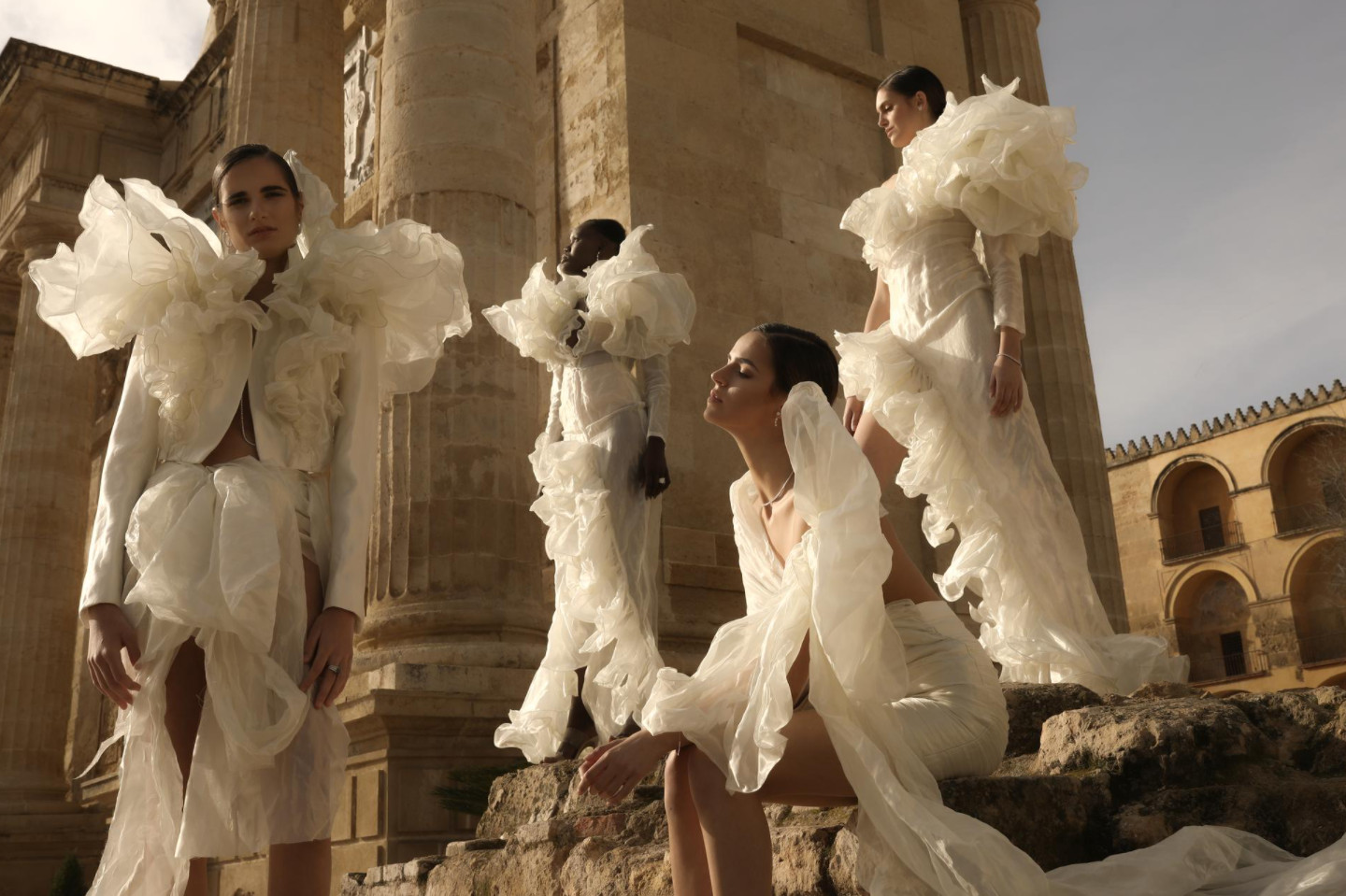 Juana martin ss21 couture in collaboration with unesco during paris menswear fashion week 2021 (2)