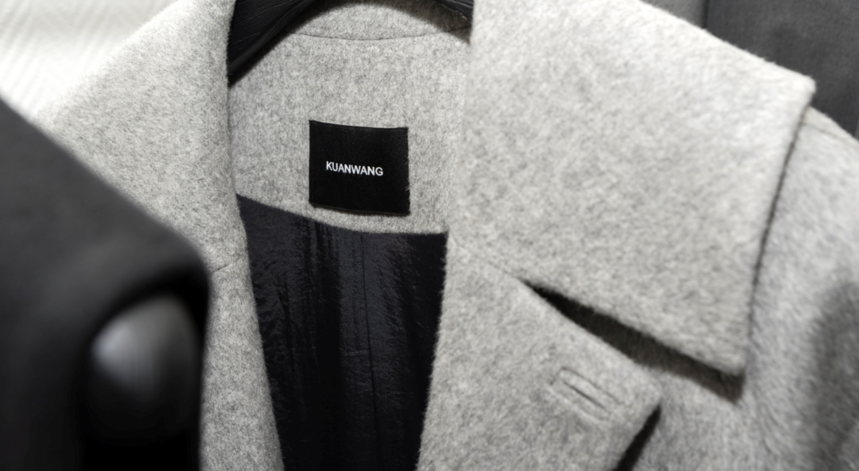 Kuanwang during paris menswear fashion week 2021 fw2122 collection (1)