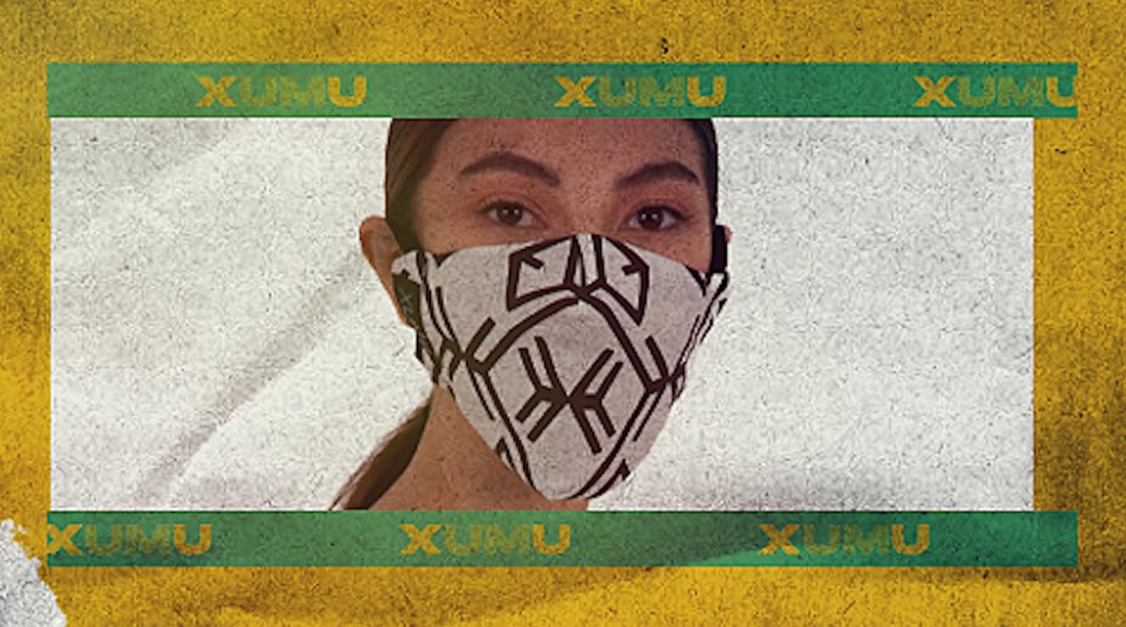 Xumu masks by batuhan dalci and melih bilgin