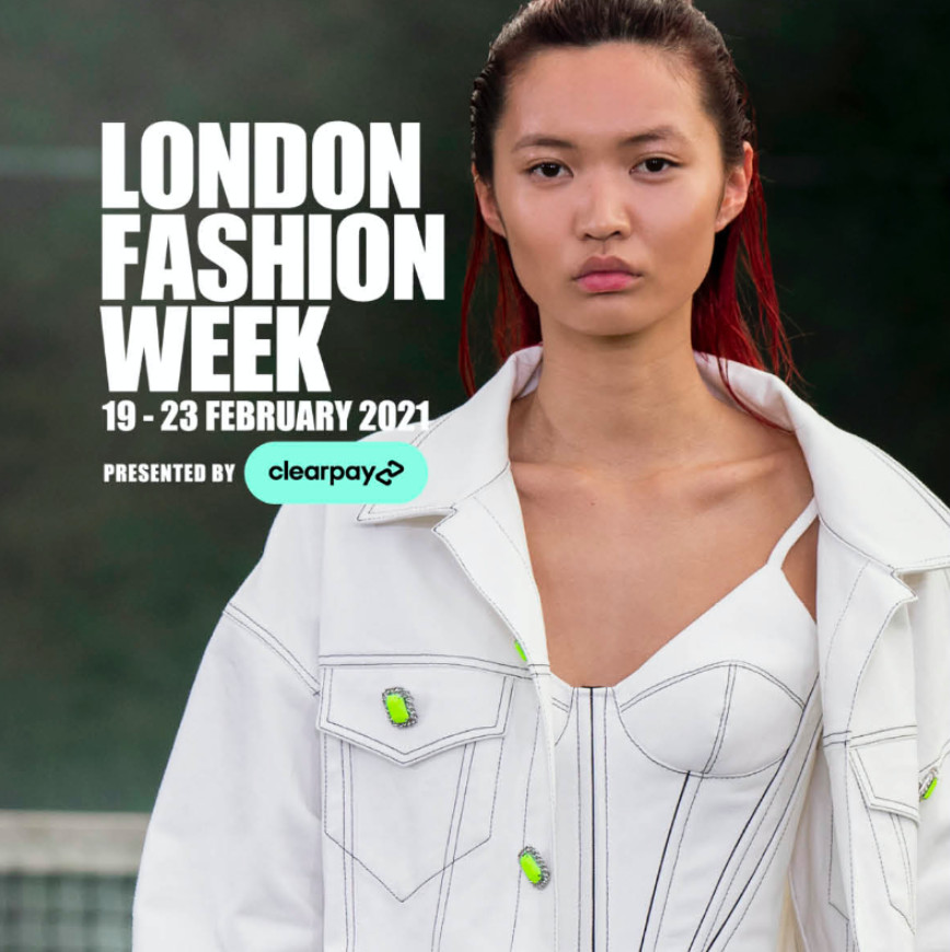 British fashion council announces clearpay as principal partner of london fashion week