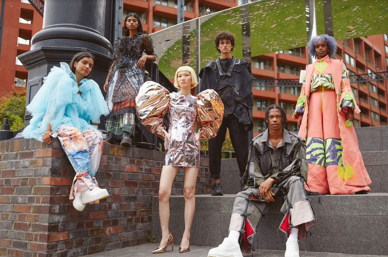 In a year that the graduate fashion foundation celebrates 30 years of graduate fashion week, it announces a new london home & 2021 dates (1)