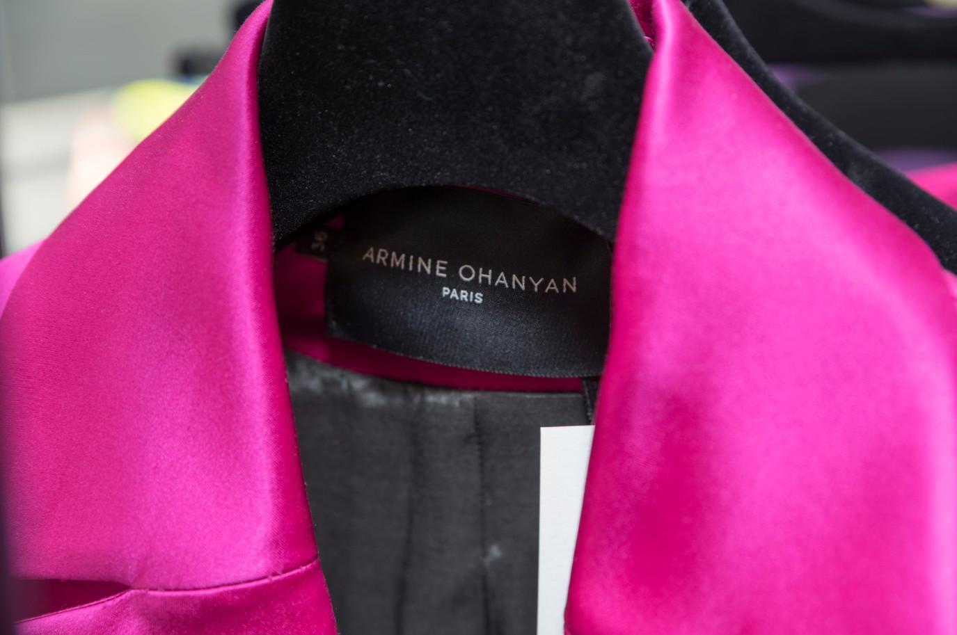 Armine ohanyan aw21 at paris fashion week. (3)