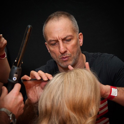 Don't let the pandemic hold back your dreams, says toni&guy artistic director cos sakkas