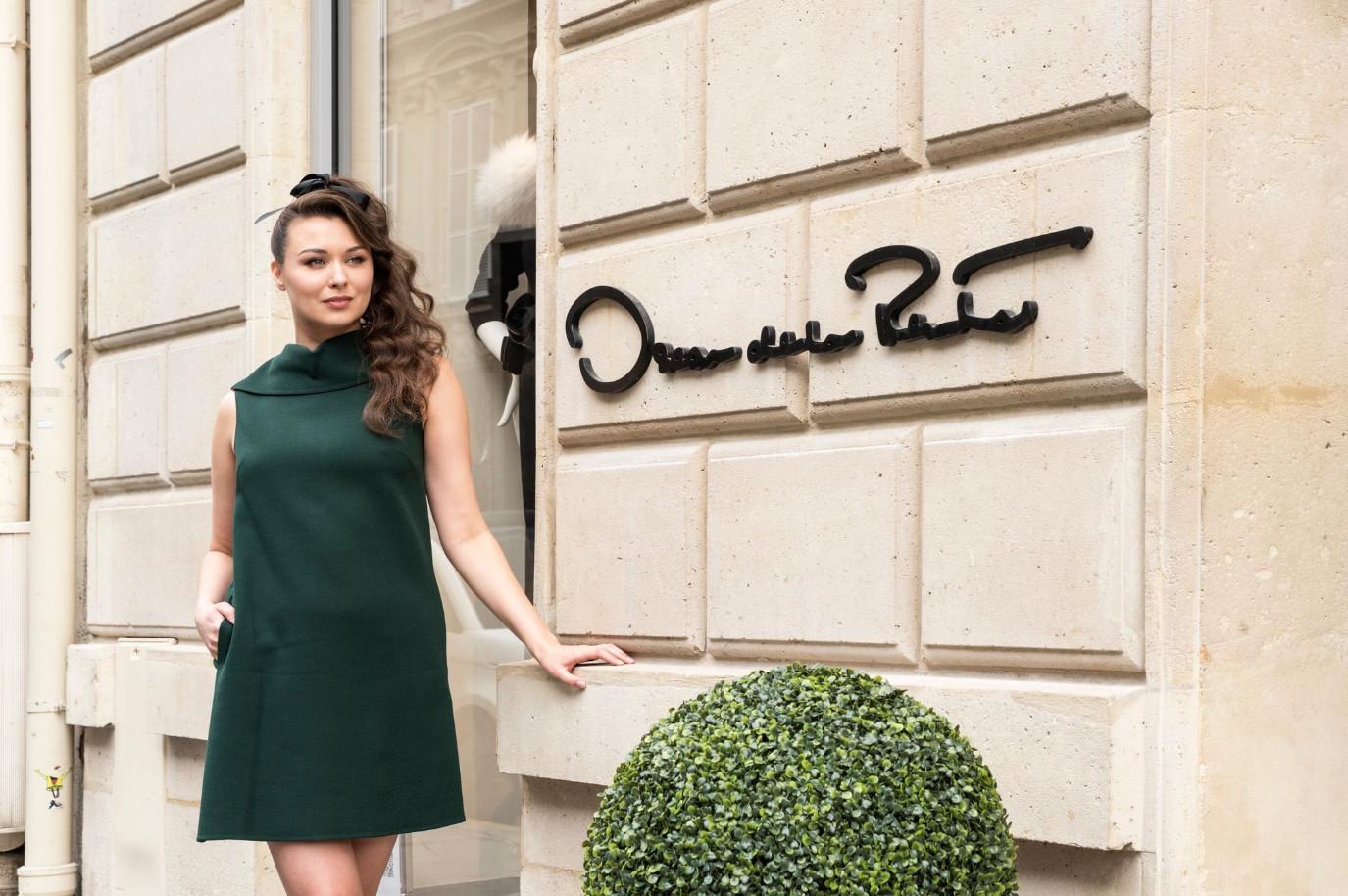 Oscar de la renta paris fashion week online (7)