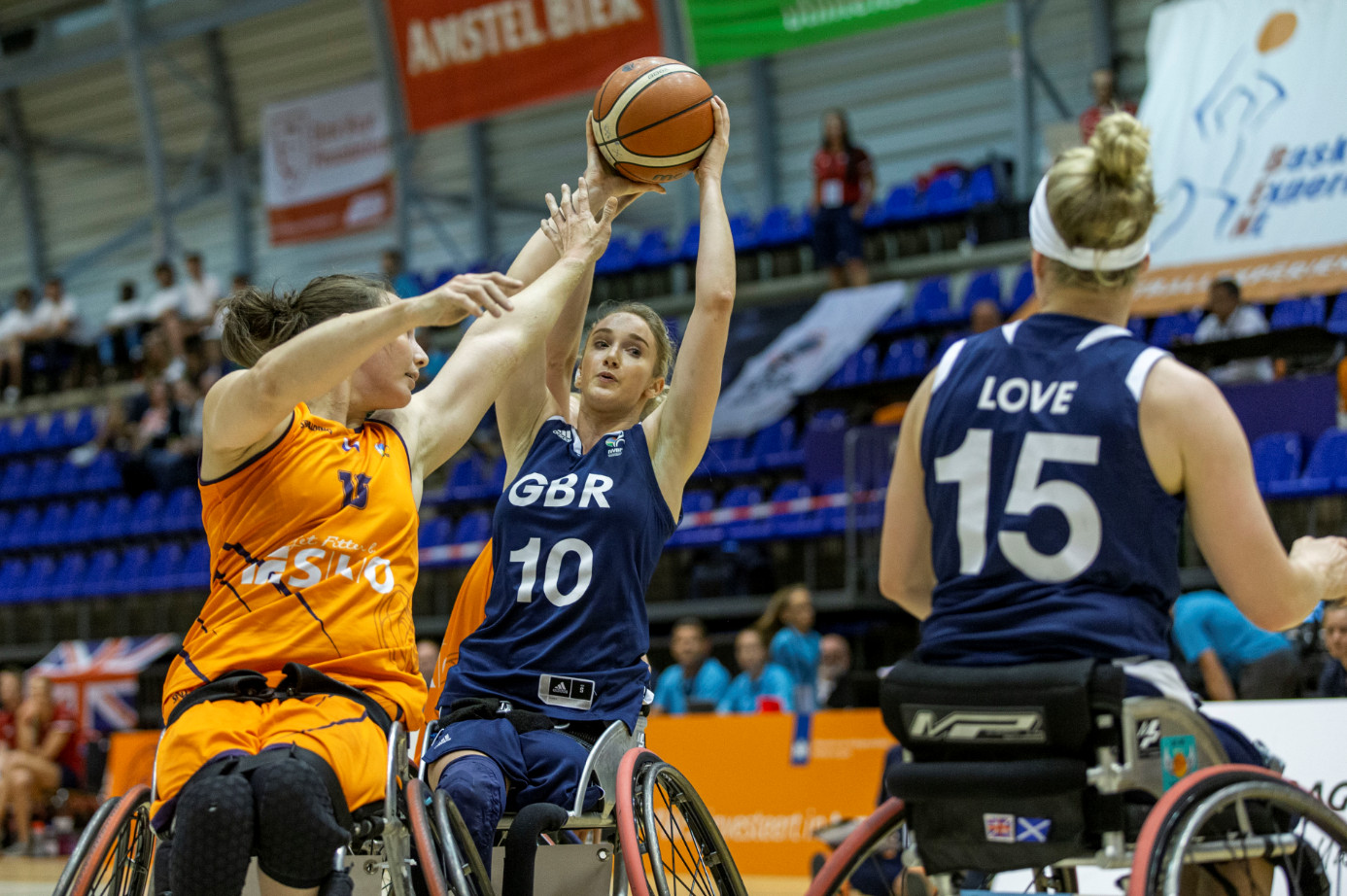 British wheelchair basketball announces launch of first ever women's premier league