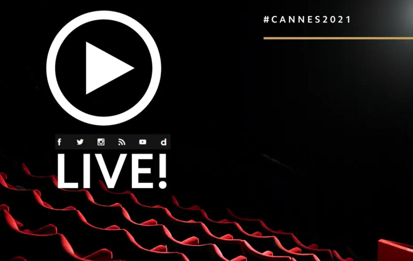 Cannes film festival live announcement the official selection 2021!