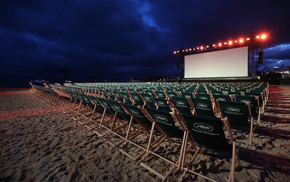 Cinéma de la plage 2021