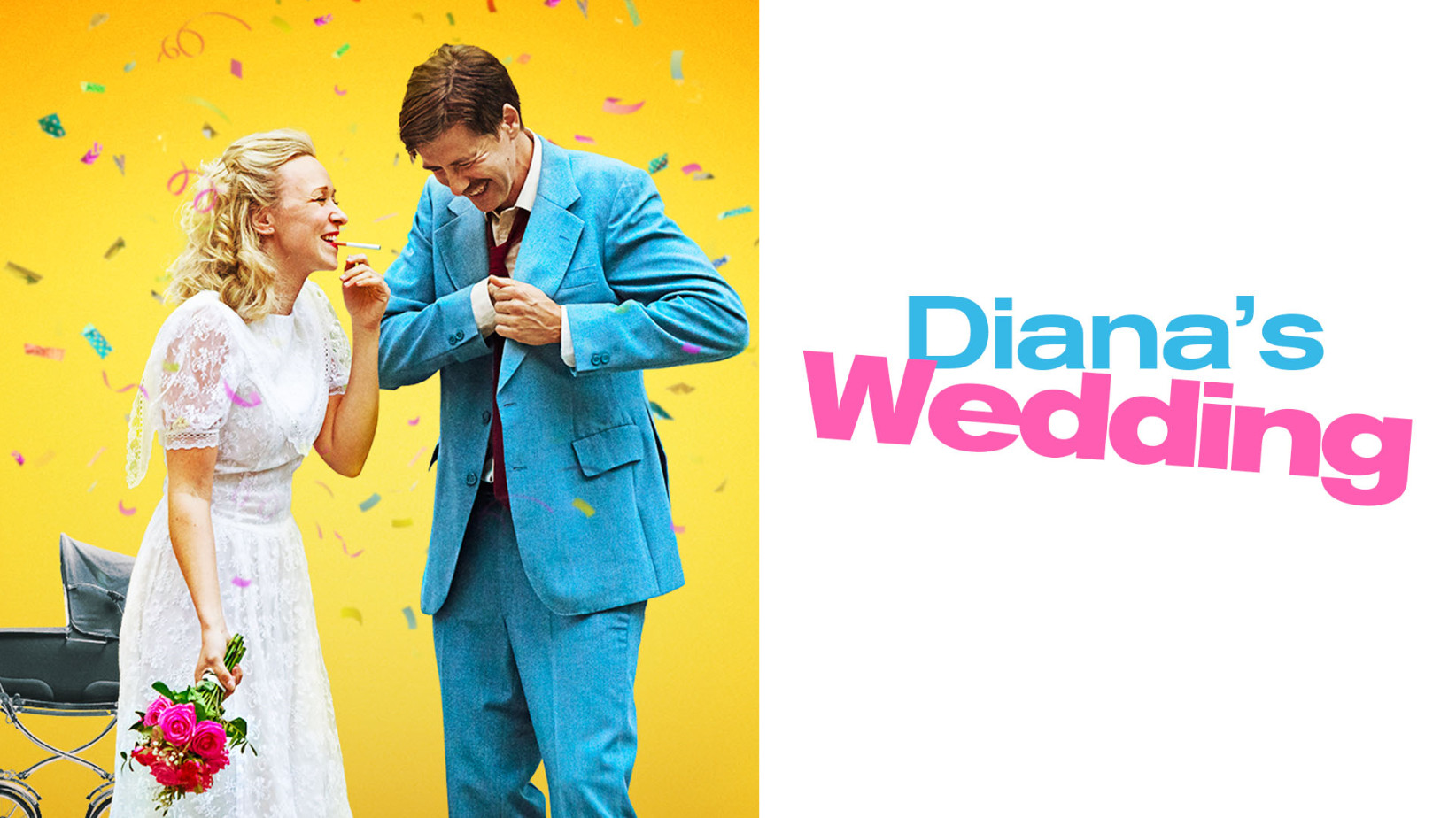 First look at poster & trailer for romantic comedy 'diana's wedding'