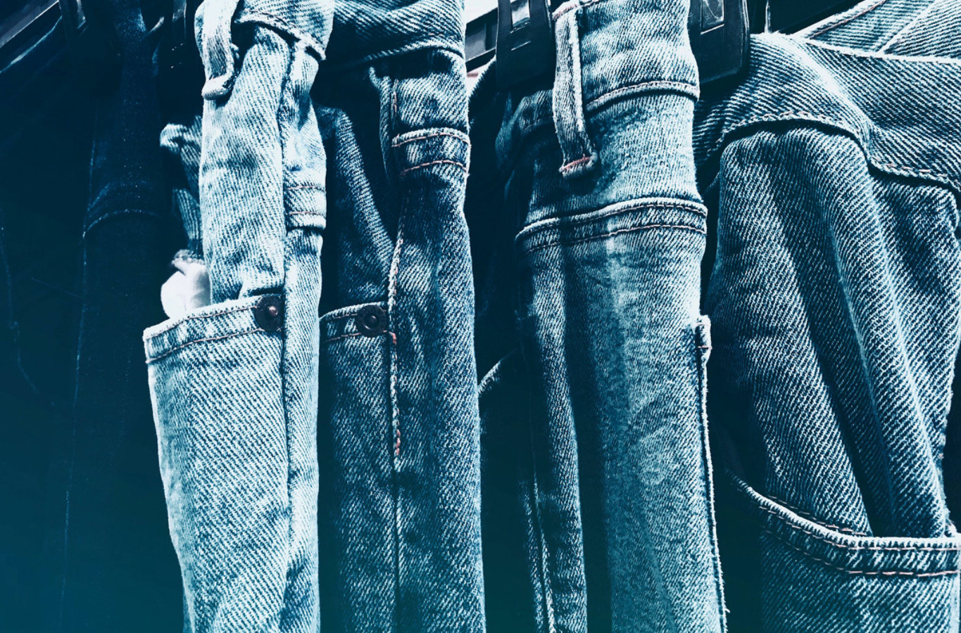 The history of jeans through the decades
