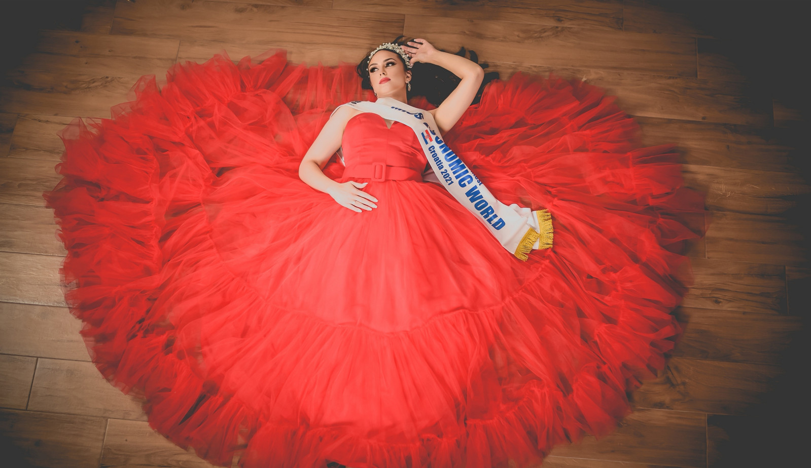 Nikolina milak from croatia won our hearts with her beauty and talent (3)