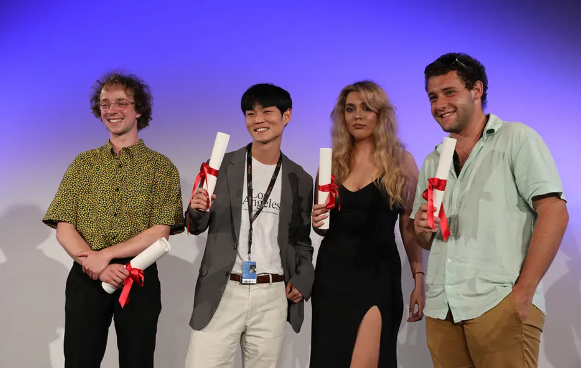 The jury has announced the winners of the 24th cinéfondation selection